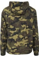 Camo Pull Over Windbreaker 16