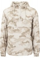 Camo Pull Over Windbreaker 22