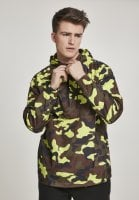 Camo Pull Over Windbreaker 27