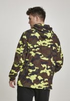 Camo Pull Over Windbreaker 28
