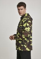 Camo Pull Over Windbreaker 29