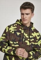 Camo Pull Over Windbreaker 33