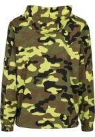 Camo Pull Over Windbreaker 35