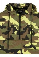 Camo Pull Over Windbreaker 36