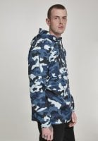 Camo Pull Over Windbreaker 45