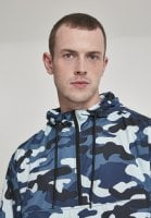 Camo Pull Over Windbreaker 46
