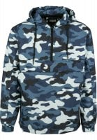 Camo Pull Over Windbreaker 49