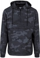 Camo Pull Over Windbreaker 5