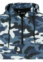 Camo Pull Over Windbreaker 51