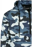 Camo Pull Over Windbreaker 52
