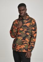 Camo Pull Over Windbreaker 57