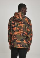 Camo Pull Over Windbreaker 59