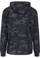Camo Pull Over Windbreaker 6