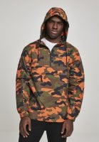 Camo Pull Over Windbreaker 61