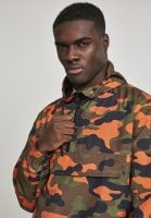 Camo Pull Over Windbreaker 62