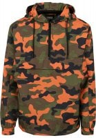 Camo Pull Over Windbreaker 64