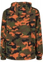 Camo Pull Over Windbreaker 65
