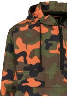 Camo Pull Over Windbreaker 67
