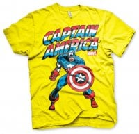 Captain America T-Shirt 9