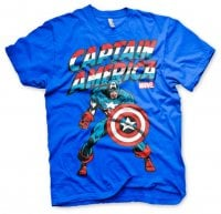 Captain America T-Shirt 2
