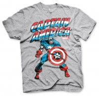 Captain America T-Shirt 3