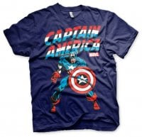 Captain America T-Shirt 5