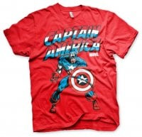 Captain America T-Shirt 6