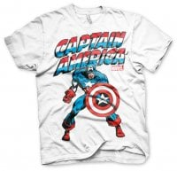 Captain America T-Shirt 8