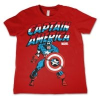 Captain America kids T-Shirt 3
