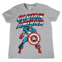 Captain America kids T-Shirt 5