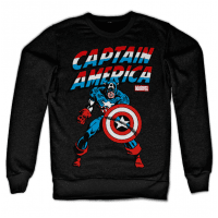 Captain America Sweatshirt 1