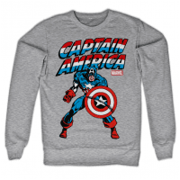 Captain America Sweatshirt 2