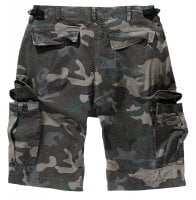 Ripstop cargo shorts men darkcamo 2