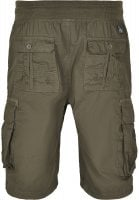Cargo shorts with cuffs 3