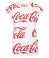 Coca Cola all over Top