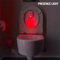 Presence Light Illuminator for Toilets 2