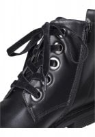 Velvet Lace Boot metal eye