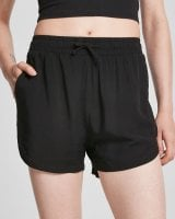 Women's shorts in viscose