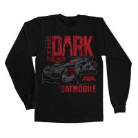 Dark Knight Batmobile longsleeve