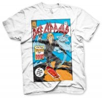 Def Leppard T-Shirt - Comic Cover 1