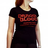 Dragon Blood dam t-shirt
