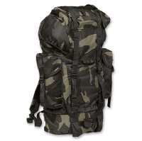 Festival backpack kamouflage darkcamo