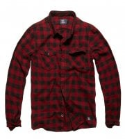 Flannel shirt men 1