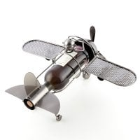 Aviator Metal Wine Rack 2