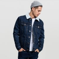 Sherpa Denim Jacket