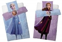 Frost Elsa and Anna duvet cover set