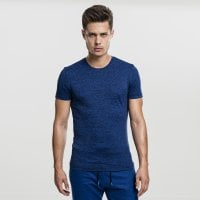 Mens functional shirt blue front