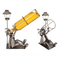 Drinker wine rack