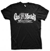 Gas Monkey Garage bar knuckles big and tall T-shirt 2