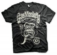 Gas Monkey Garage Big Brand Logo T-shirt